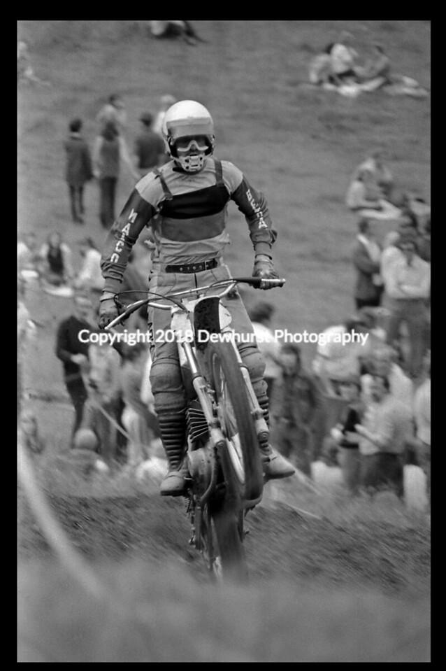 Willi Bauer Donington Park 1973