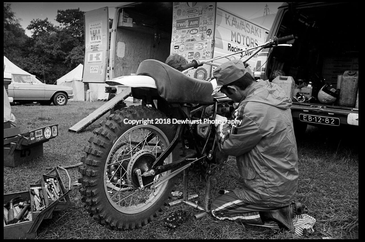 Yamaha 250 Donington Park 1973