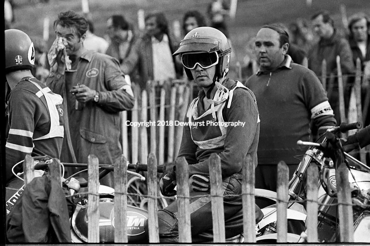 Pavel Rulev Donington Park  1973