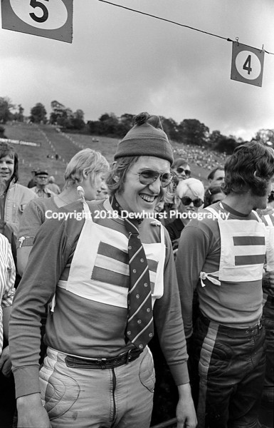 Gerrit Wolsink Donington Park 1973