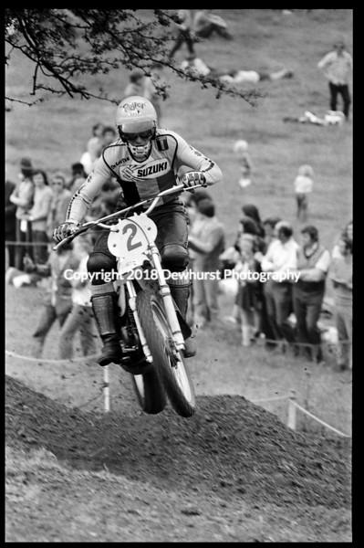 Roger DeCoster Donington Park 1973