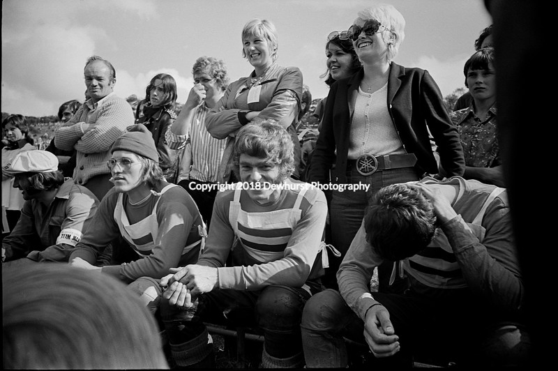 Dutch Team Donington Park 1973