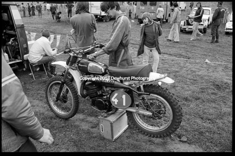 Husqvarna Donington Park 1973