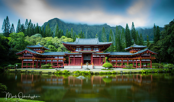 Serenity At Byodo In