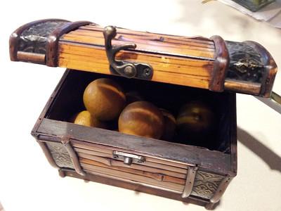 treasure chest of citrus