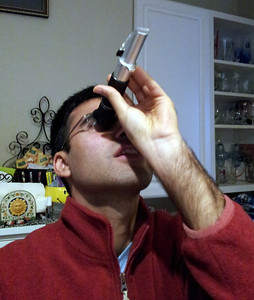 Dr. Pooya refractometer reading 12.0!!