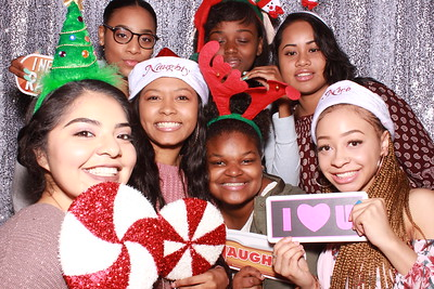 Tropical Smoothie Cafe Holiday Party 2017 pics