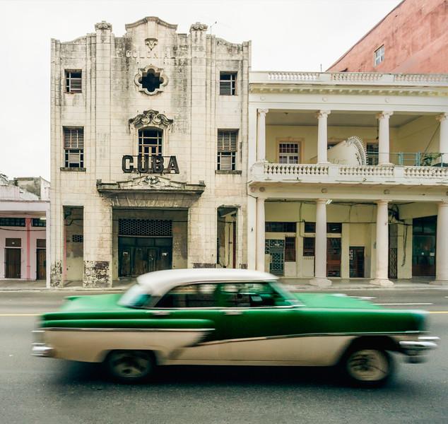 Havana-CUBA-Building