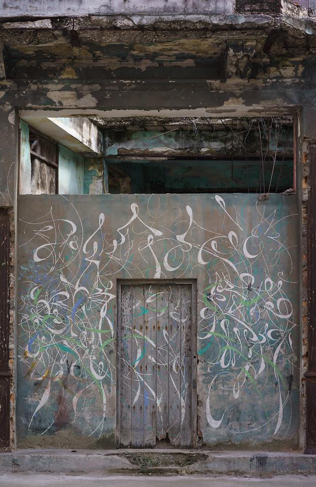 Old Havana wall art