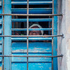 Havana Smile Behind Bars