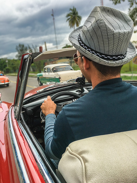 Havana Cabbie
