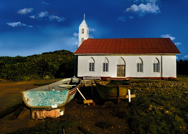 Flowers Bay Church i#131187