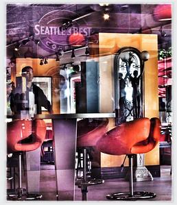 #5004: Seattle's Best Coffee Shop at Waikiki