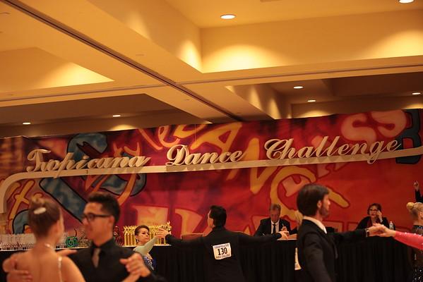 2015 Tropicana Dance Challenge