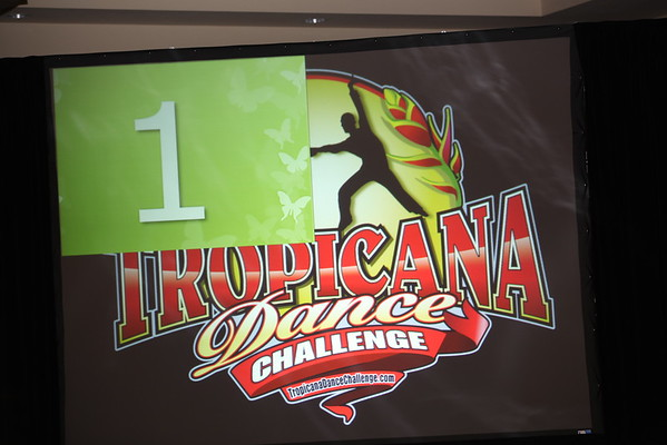 2016 Tropicana Dance Challenge