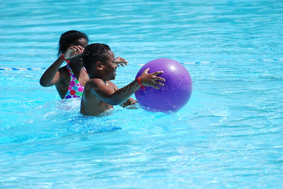 TROTWOOD Pool Opening Day