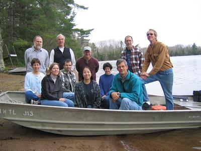 Year Round Staff 2005