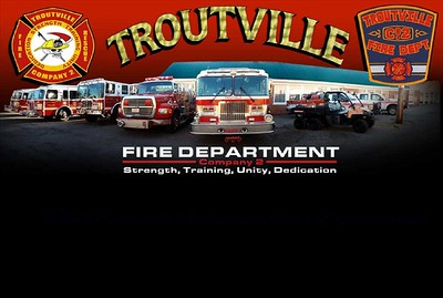 Troutville Fire Department Banquet