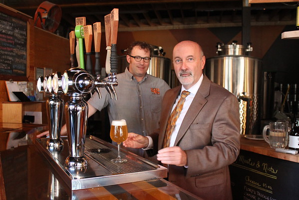 Troy Restaurant and Craft Beer Week 2016 Kick-off Event