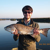 Is there a major in redfish? If so, you just got your Masters..