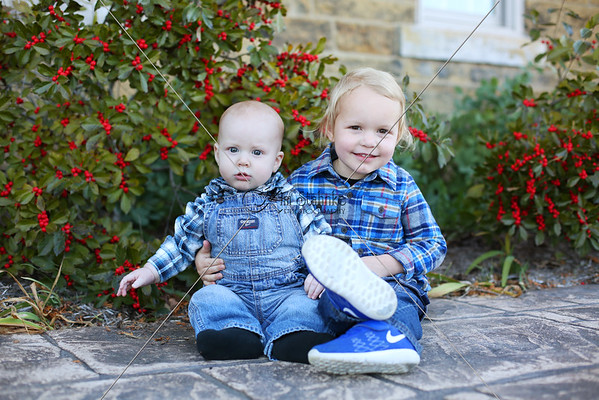 Troyer-Fetters Family Session