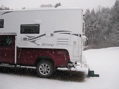 Truck Camper Travels
