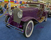 Antique auto: 1928 Isotta-Fraschini Tipo 8A LeBaron Boattail Roadster, $950,000. Auto Collections, Imperial Palace Hotel, Las Vegas, Nevada, 2005.