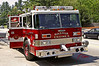Fire engine/trucks, : Nashua Fire Engine 6 out on the road. Nashua, New Hampshire, 2003