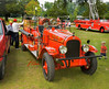 Fire engines, trucks, apparatus, historical: 1925 Larrabee/Buffalo chemical fire truck, formerly of Huron Fire Department, Ohio. Fire apparatus Muster, Riverside Park, Ypsilanti, Michigan August 26, 2006