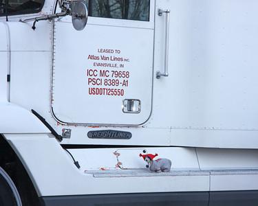 Truck Day, February 6, 2009