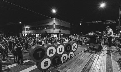 Truck Stop Rally | Santa Fe - 1st Friday | 08.03.2018