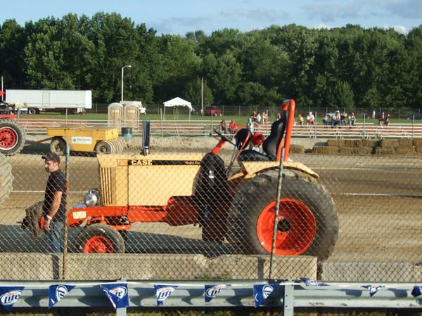 2009 Truck Pulls from New Jersey Stae Fair