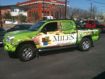 Miles Landscaping, Dallas, TX