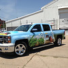 Farm Bureau, '14 Chevy Silverado, Dallas, TX