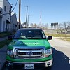 Custom designed SkinzWrap on this 2014 Ford F-150 for Pickup Now, Dallas, TX