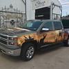 Graphic Resource Group, '14 Chevy Silverado, Cabela's, Dallas, TX