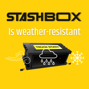 Is weather-resistant (Instagram Post)