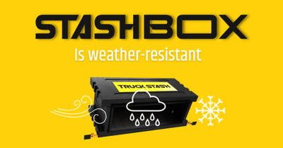 Is weather-resistant