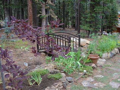09/16/2011 New anniversary garden bridge.