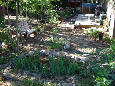 Side Garden 06/01/2012