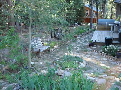 Garden 06/19/2012 Side Yard