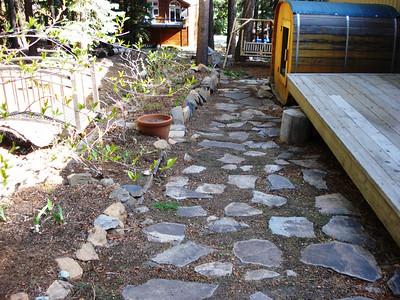 Garden 05-10-2012 Side Yard