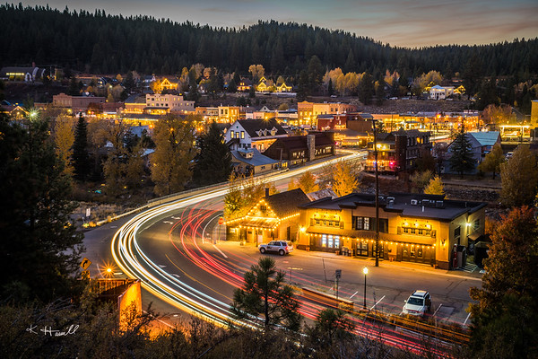 Downtown Truckee