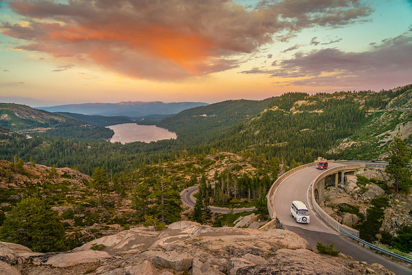 Donner Sunset