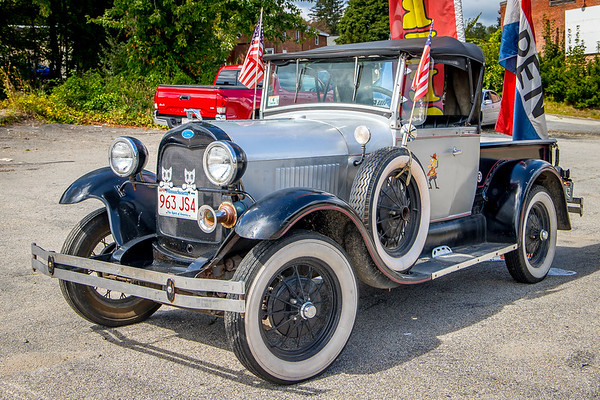1930 Ford Convertable Pickup Truck