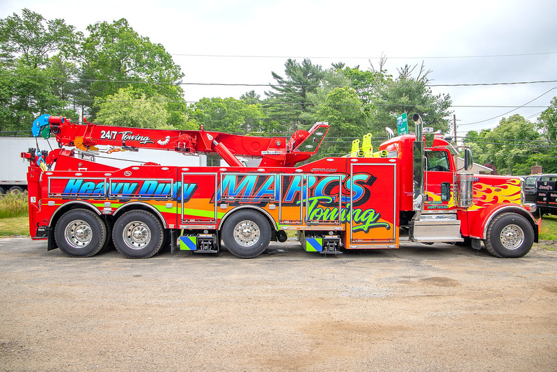 Oh Now I Know, Marc's Towing!