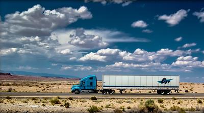 GTI Gordon Trucking INC