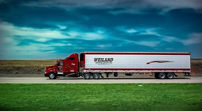 Weiland Trucking Company INC