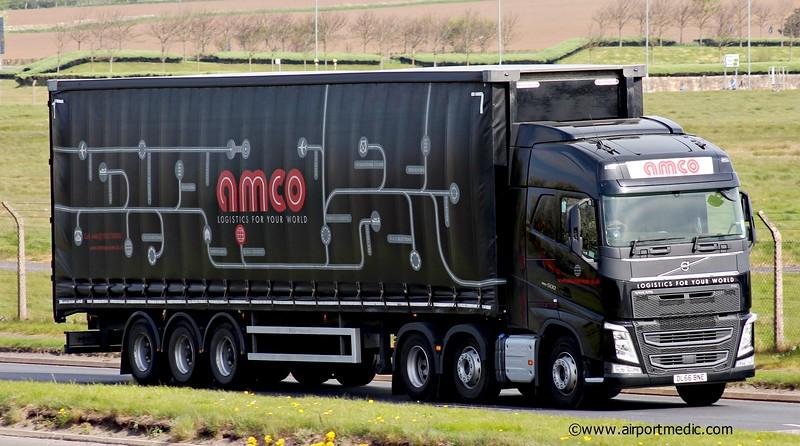 DL66BNE VOLVO AMCO Logistics