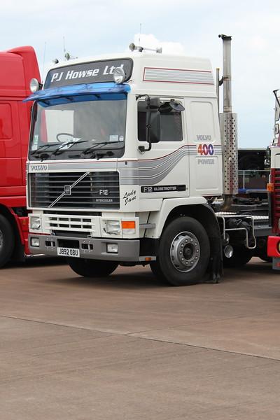 J892DBU VOLVO F12 PJ Howse Ltd
